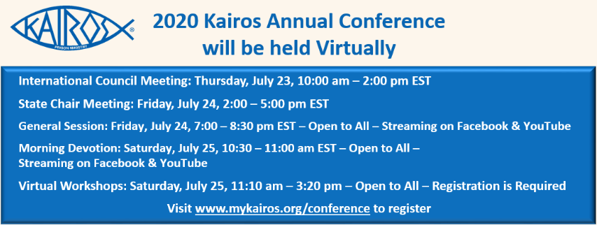 KPMI Virtual 2020 Annual Conference - General Session